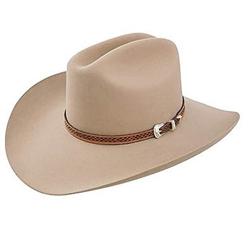 Stetson Marshall - 4x Wool Cowboy Hat (7 5/8, Ranch Tan)