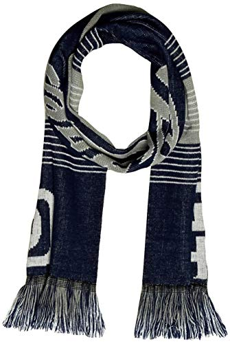 (Forever Collectibles MLB San Diego Padres Reversible Split Logo Scarf, One Size, Multicolor)