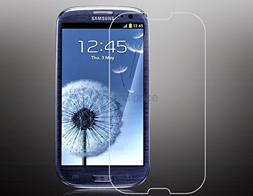 KORAMZI 2.5D Curved Edge Anti Fingerprint Tempered Glass Screen Protector For Samsung Galaxy S3 (Guardians Of The Galaxy For Sale)
