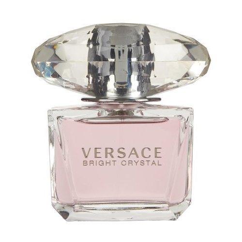 Versace Bright Crystal Eau De Toilette Cologne Miniature Size 0.17 Oz for Women ()