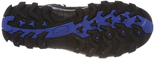 CMP Rigel, Stivali da Escursionismo Alti Uomo Blu (Zaffiro-antracite)