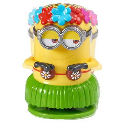 Despicable Me 3 - Hula Party Minion Cake Decorating Set ()