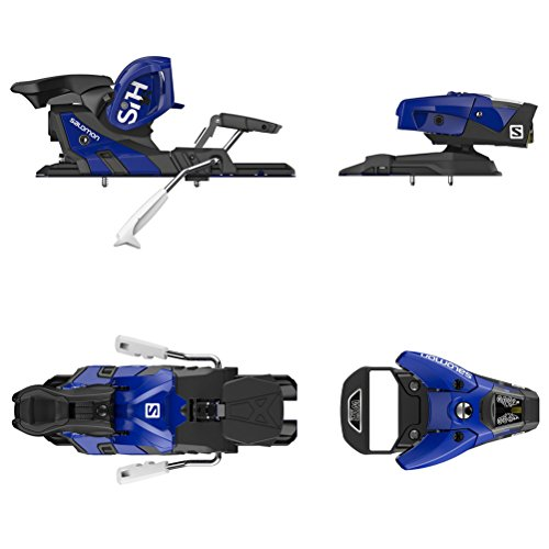 Salomon STH2 WTR 16 Ski Bindings 2017 - 100/Blue-Black