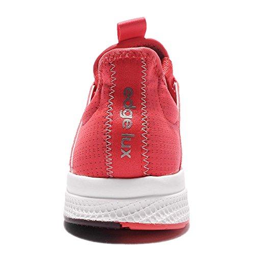 Adidas Womens Bordo Lux W, Rosa / Bianco, Noi 5.5