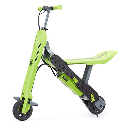 VIRO Rides Vega Transforming 2-in-1 Electric Scooter and Mini Bike UL 2272...
