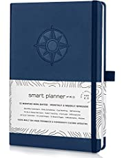 $21 » Planner 2020-2021 - Tested & Proven to Achieve Goals & Increase Productivity, Time Management & Happiness - Daily Weekly Monthly Planner with Gratitude Journal, Hardcover, Undated