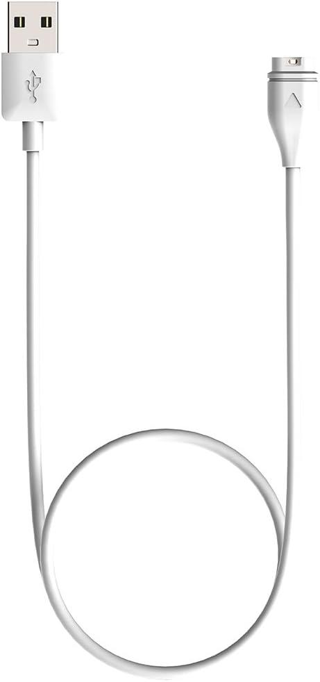 TUSITA Charger Cable for Garmin Fenix 6 6S 6X Pro Sapphire,Fenix 5 5S 5X Plus,Forerunner 935 945 45 45S 245,Approach S10 S40 S60 X10,Vivoactive 3 4 4S,Vivomove 3 3S,Vivosport,Instinct 6.5ft//200cm