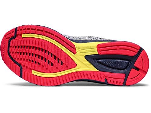 ASICS Women's Gel-DS Trainer 24 Running Shoes, 11M, Piedmont Grey/Peacoat