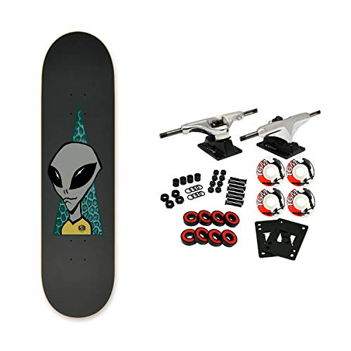 - Alien Workshop Skateboard Complete Visitor Matte 8.125