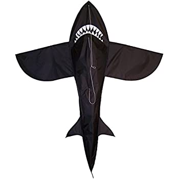 In the Breeze 3D Shark Kite, 4-Feet