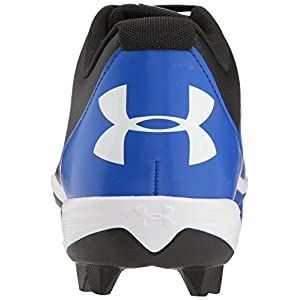 Under Armour Men's Leadoff Low RM, Black/Team Royal, 11 D(M) US