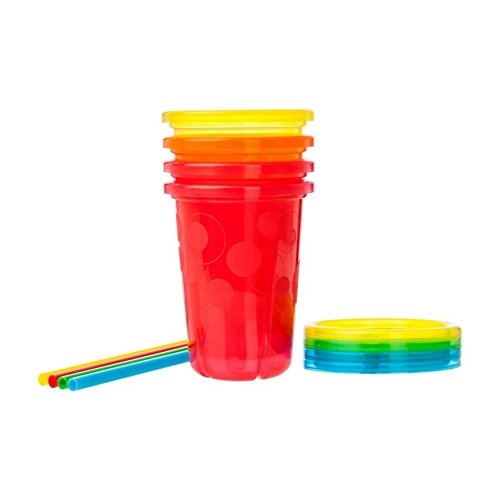 First Years Cup Straw Assorted