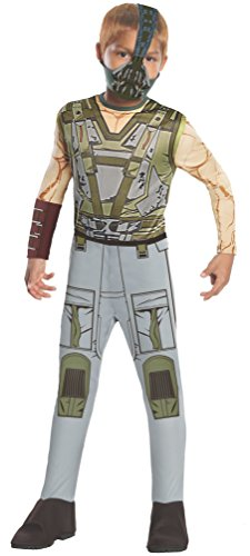 Batman Dark Knight Rises Child's Bane Costume and Mask - Medium -
