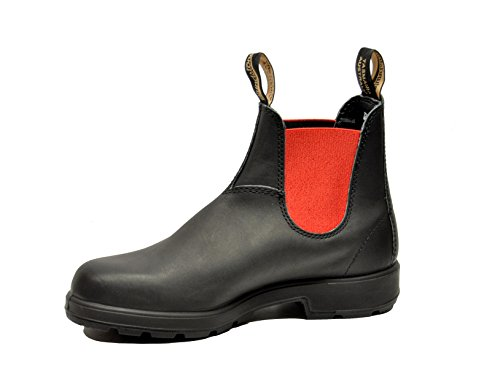 Blundstone Homme 508BLACKRED Noir Cuir Bottines