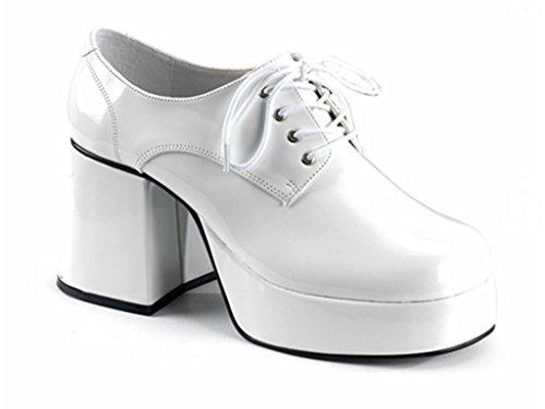 Ktc - Sandalias de vestir de Material Sintético para mujer blanco blanco