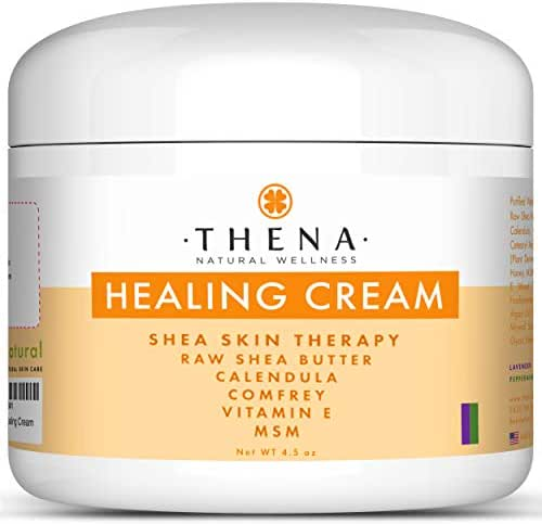 Body Lotions: Thena Natural Wellness Healing Cream