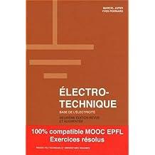 Électrotechnique: Base de l'Électricité 2e Éd.