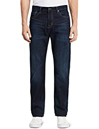 Men's Relaxed Straight Leg Jean