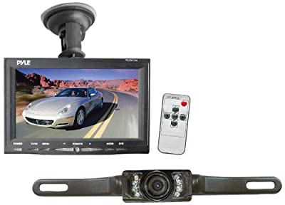 Pyle Car Vehicle Backup Camera & Monitor Parking Assistance System from The Rear View Camera Center