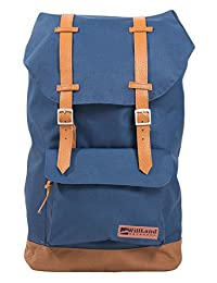 WillLand Outdoors College Deliziosa Backpack (Navy)