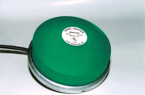 Floating Pond Deicer (1250 Watts) (Pond Products) (Heaters and DeIcers)