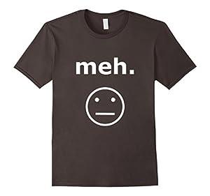 Feeling Meh Emotion Just Okay T-Shirt Trendy T Shirts