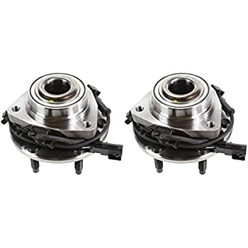 Prime Choice Auto Parts HB613190PR Front Hub Bearing Assembly Pair