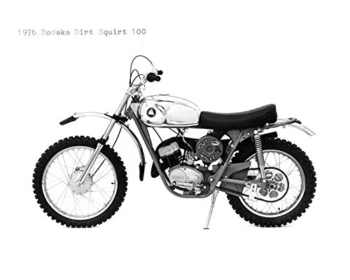 1976 Hodaka Dirt Squirt 100 Photo Poster, used for sale  Delivered anywhere in USA