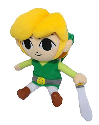 Nintendo Official Legend of Zelda Stuffed Link 12