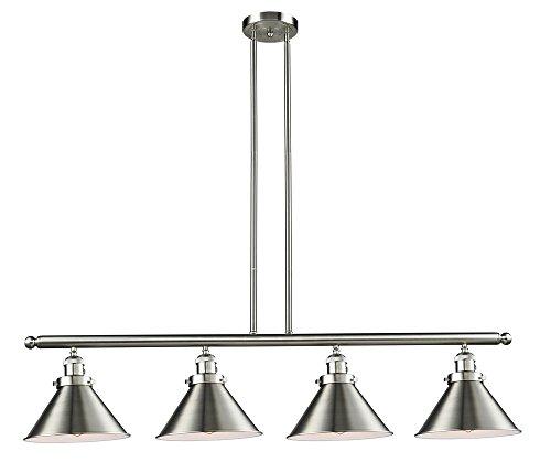 (Innovations Lighting 214-SN-M10 Four Light Island Pendant)