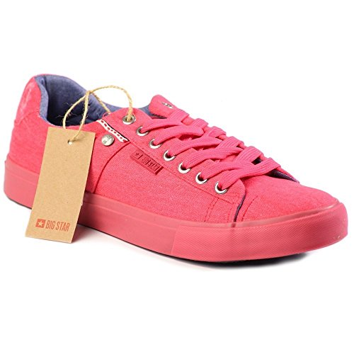 Big Star W174539 - W174539 - Color Red - Size: 41.0 (Big Star Shoes)