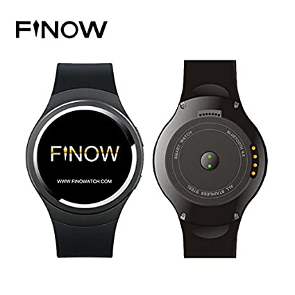 Amazon.com: Finow X3 ⌚ K9 Smart Watch 3G Dual Core ...