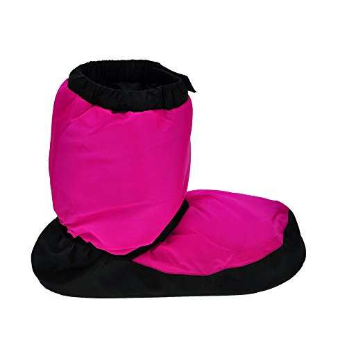 danza Rosa Boots Warm Bloch Up Fluorescente 6Sw0CSRq
