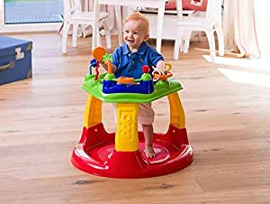 Baby Walker Play Around Dots Play Center - Multicolor