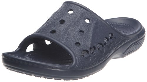 Navy Baya Mixte adulte Crocs Bleu Tongs Slide fqxHHzY