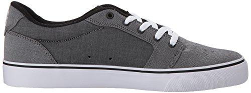 Homme Shoes Tx Baskets white Mode Se Dc Anvil Black black 1wdBYgxq