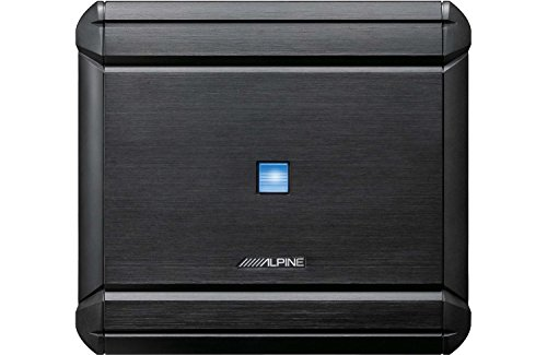 MRV-M500 - Alpine Monoblock 500W RMS V Power Series Car Amplifier