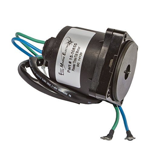 ELM Products Compatible with Yamaha Trim/Tilt Motor 2 Wire 4 Bolt Mount 115-225 HP 6240 18-6783 by East Lake Marine Electric