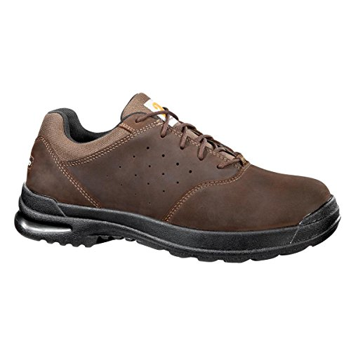 Mens Oxford Work Shoe (Carhartt Men's CMO3040 Walking Oxford,Dark Brown, 10 M US)