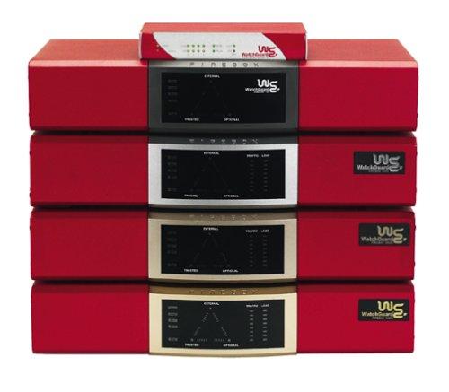 Appliance 50 User - WatchGuard Firebox SOHO 6tc Firewall and VPN Appliance - 50-User