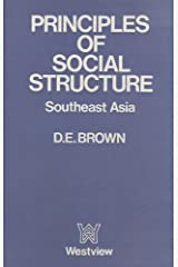 Principles of Social Structure: South East Asia