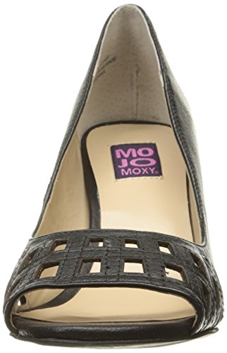 Mojo Moxy Womens Charli Dress Pump Black 7MbXVdLU