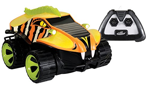 Kid Galaxy Mega Morphibians Snake. Amphibious RC Car, 27 MHz
