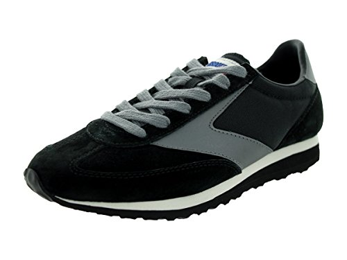 Brooks Deep Vanguard Heritage Grey Black Womens Shoes qRr4q