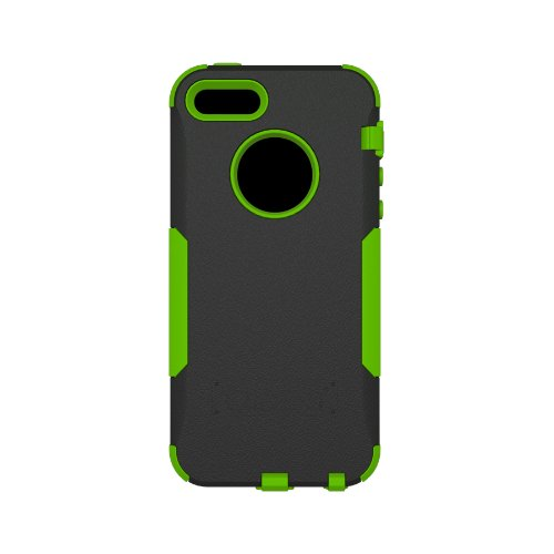 - Trident Case AEGIS for iPhone 5 - Retail Packaging - Trident Green