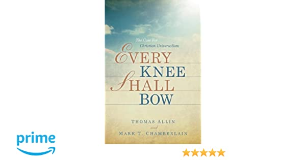 every knee shall bow book