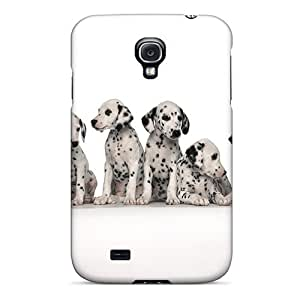 Awesome RuuvDZL6113pEgIV Cynthaskey Defender Tpu Hard Case Cover For Galaxy S4- Cute Dogs