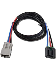 RED WOLF 2 Plug Brake Control Wiring Harness Connector Adapter Compatible with 2006-2020 Honda Pilot/Ridgeline Acura Vehicles