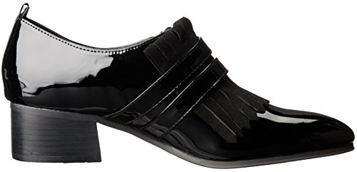 Shellys London Dames Salisbury Instappers Loafer Zwart