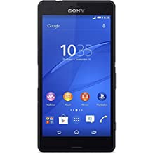Sony Xperia Z3 Compact D5833 16 GB Memory International Version Factory Unlocked - Black